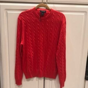 NWT Brooks Brothers Red Sweater